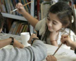 Talleres infantiles de Fundación Bica