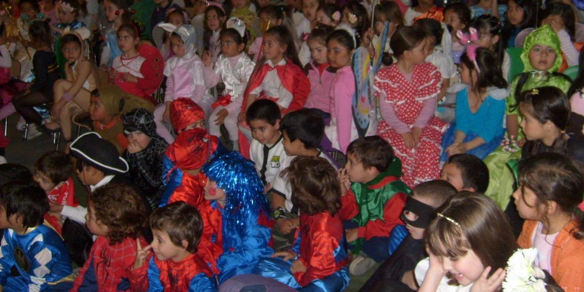Video-Cine Infantil en Paraná