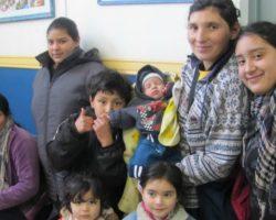 Tres etapas reunidas por una infancia sin desnutrición
