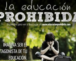 """""""La Educación Prohibida"""" se proyectará en la Sala de Santo Tomé"""