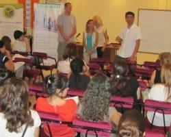 """Compartimos la jornada """"La salud del docente"""" en Santa Fe"""