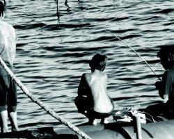 Expresiones de una infancia feliz: muestra fotográfica en Santo Tomé