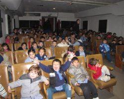Cine para los más pequeños en la Sala de Sto Tomé.