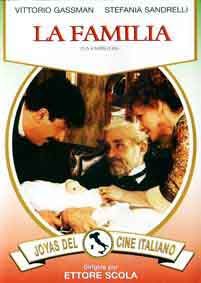 """""""La familia"""" este jueves en el ciclo de cine italiano"""