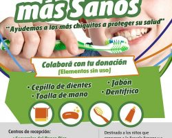 """Campaña """"Niños más sanos"""""""