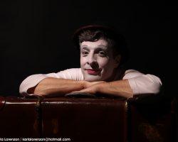 """""""Mimando"""", un espectáculo gratuito de mimo y pantomima"""