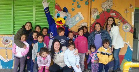 Festejamos el día de los jardines de infantes