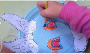 Taller de títeres en jardines de infantes