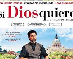 Comienza el ciclo de cine italiano en Sto. Tomé