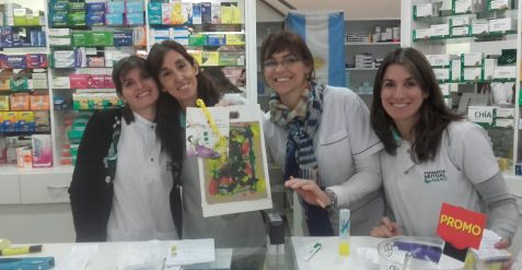 Recibimos donación de vacunas para Bica Infancia