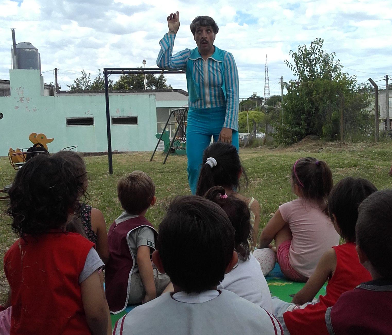 """""""Hábitos saludables"""" en el Centro Desarrollo Infantil """"San Cayetano"""""""