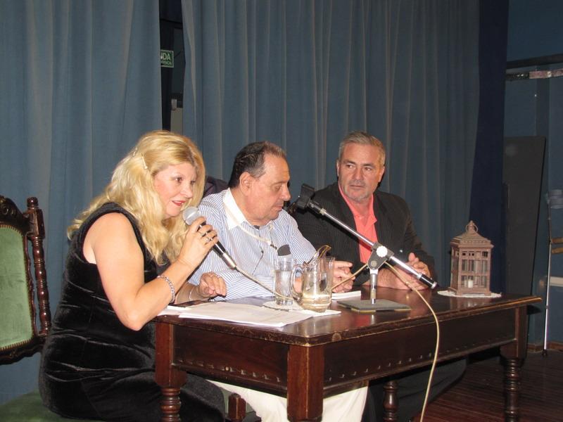 """Presentación del Libro """"La Furia y la Peste"""""""