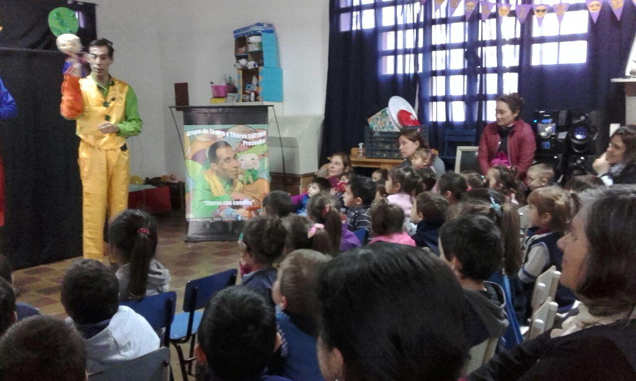 Celebramos el Día de los Jardines de Infantes en Paraná