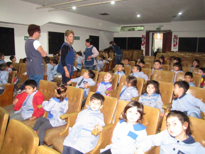Cine para niños en nuestra Sala Auditorio
