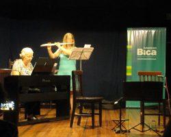 Muestra del taller de música