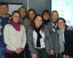 Reuniones con coordinadores de aulas