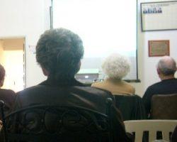 Ciclo de Video-Cine en el la Federación de Jubilados de Entre Ríos
