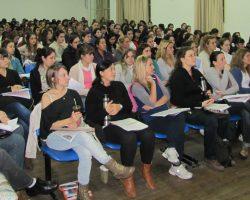 Más de 200 profesores y estudiantes participaron de una nueva capacitación de la Red