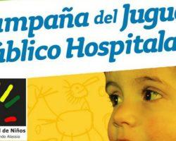 Nos sumamos a la Campaña del juguete público hospitalario