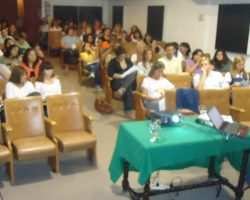 """Realizamos la Jornada """"Conflictos interpersonales"""" en Santo Tomé"""