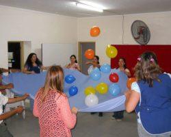 """Concretamos talleres de """"Juegos cooperativos"""" en escuelas de Santa Fe"""