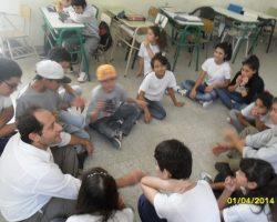 Juegos cooperativos en Paraná