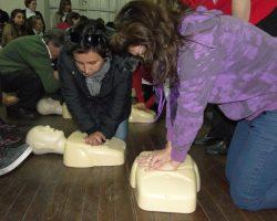 Curso de primeros auxilios en Paraná