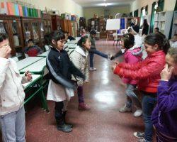 "Taller ""Juegos cooperativos"" en Paraná"