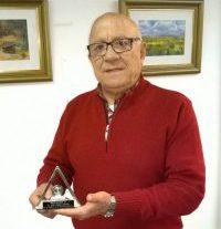 Luis Chemes fue distinguido por su trayectoria en el cooperativismo