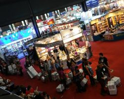 La Biblioteca Bica en la Feria Internacional del Libro