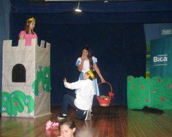 """Muestra de teatro de escuela """"Pilares"""""""